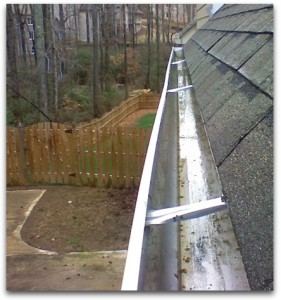 roof gutter cleaners